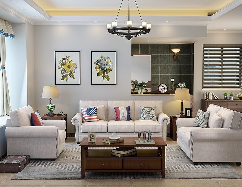 简约美式家具定制