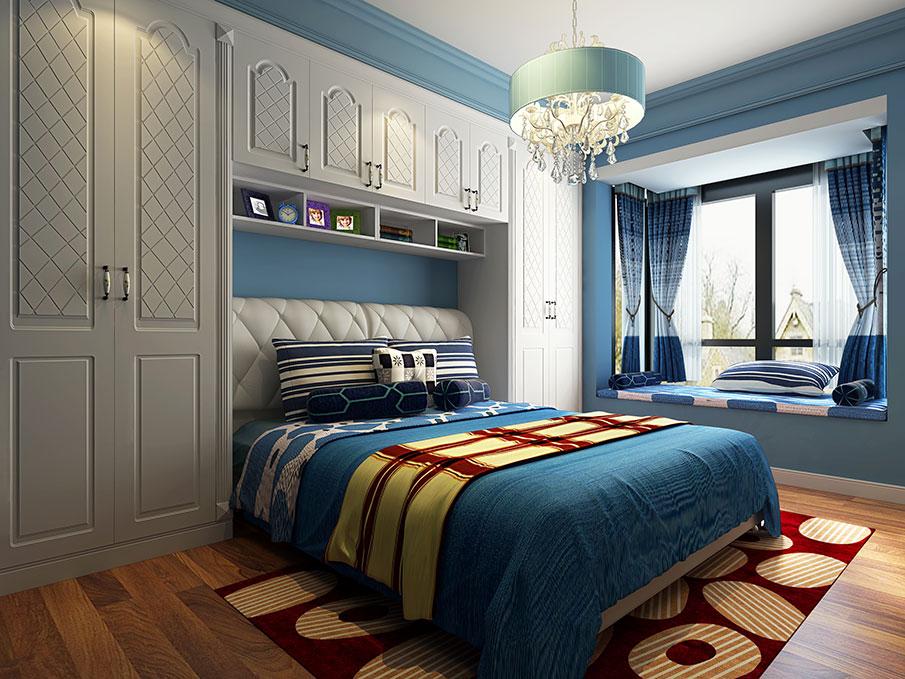 卧室定制家具